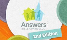 Answers Bible Curriculum: Sunday School