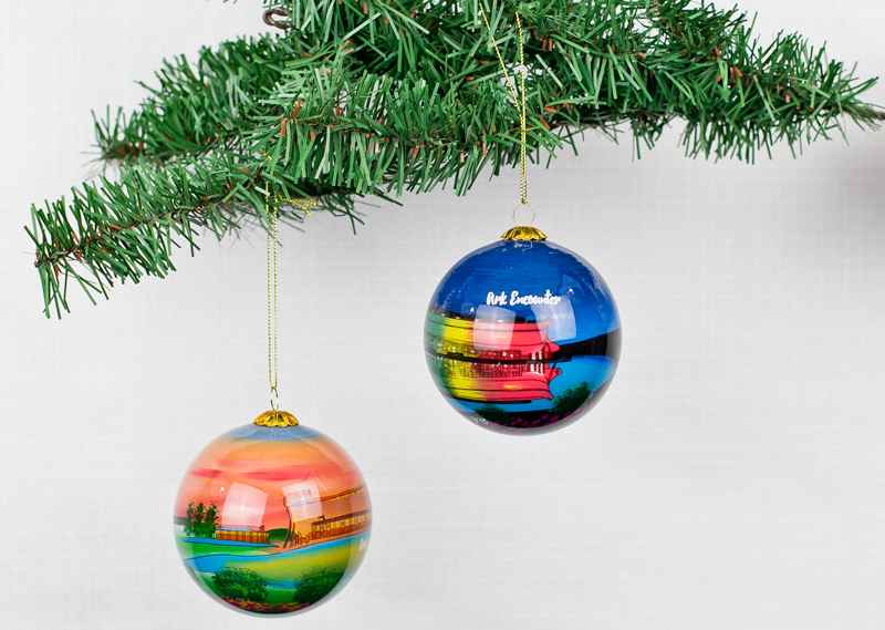 Collect all the Ark Ornaments!