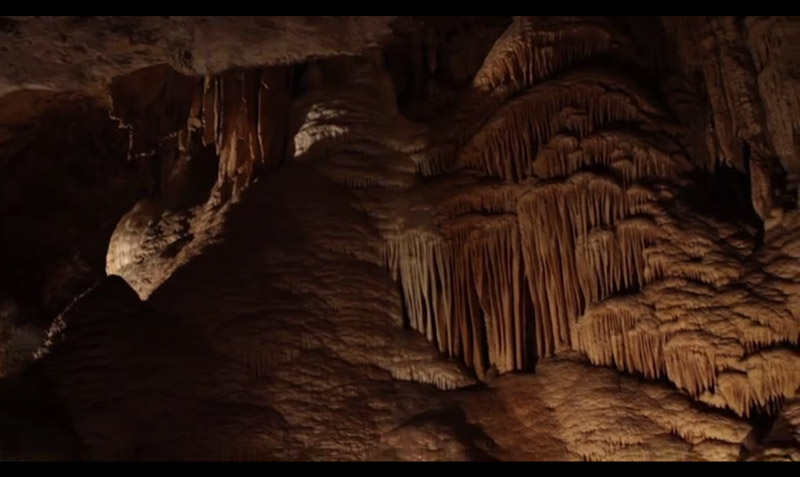 Inside Cave