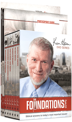 Ken Ham's Foundations