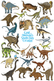 Dinosaurs on the Sixth Day Poster