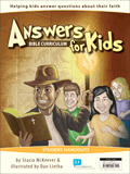 Answers for Kids Student Handout Set: 1 set