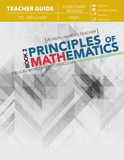 Principles of Mathematics Book 2: Teacher's Guide
