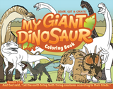 My Giant Dinosaur Coloring Book