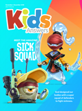 Kids Answers Mini-magazine - Vol. 13 No. 6