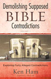 Demolishing Supposed Bible Contradictions Volume 1