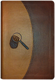 The Evidence Bible (NKJV): Duo Tone Brown/Beige
