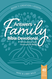 Answers Family Bible Devotional Book 1: Creation—Joseph