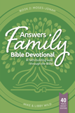Answers Family Bible Devotional Book 2: Moses—Jonah