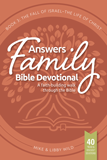 Answers Family Bible Devotional Book 3: Isaiah–Christ