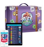 The Incredible Race VBS: Starter Kit + Digital: Kit + Digital