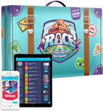 The Incredible Race VBS: Super Starter Kit + Digital: Cont + Digital