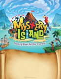 MYSTERY ISLAND VBS: PROMOTIONAL POSTER