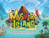MYSTERY ISLAND VBS: SAVE THE DATE POSTCARD