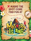 MYSTERY ISLAND VBS: INVITATION POSTCARD