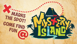 MYSTERY ISLAND VBS: PROMOTIONAL CARDS