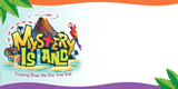 MYSTERY ISLAND VBS: OUTDOOR BANNER