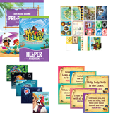 MYSTERY ISLAND VBS: PRE-PRIMARY RESOURCE KIT