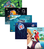 MYSTERY ISLAND VBS: ANIMAL PAL POSTERS