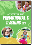 MYSTERY ISLAND VBS: PROMOTIONAL & TEACHING DVD