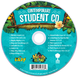MYSTERY ISLAND VBS: CONTEMPORARY STUDENT MUSIC AUDIO CD 10 PACK