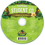 MYSTERY ISLAND VBS: TRADITIONAL STUDENT MUSIC AUDIO CD 10 PACK