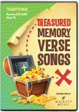 MYSTERY ISLAND VBS: TRADITIONAL MEMORY VERSE MUSIC LEADER SET