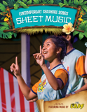 MYSTERY ISLAND VBS: SHEET MUSIC: Contemporary