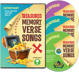 MYSTERY ISLAND VBS: SEEDS FAMILY WORSHIP MEMORY VERSE MUSIC LEADER SET