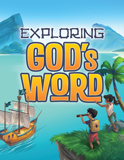 MYSTERY ISLAND VBS: EXPLORING GOD'S WORD BOOKLET