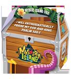 MYSTERY ISLAND VBS: TREASURE BOX