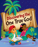 MYSTERY ISLAND VBS: DISCOVERING THE ONE TRUE GOD BOOKLET