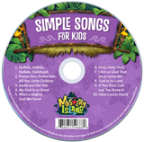 MYSTERY ISLAND VBS: SIMPLE SONGS FOR KIDS