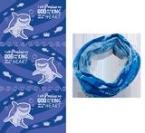 MYSTERY ISLAND VBS: TUBULAR BANDANAS: Blue
