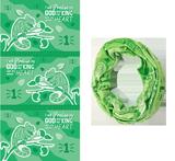 MYSTERY ISLAND VBS: TUBULAR BANDANAS: Green