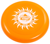 MYSTERY ISLAND VBS: FLYING DISK