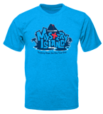 MYSTERY ISLAND VBS: EVERYONE T-SHIRT: Y-XS