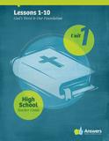 ABC: High School Teacher Guide: Unit 1