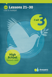 ABC: High School Student Guide Year 1 (KJV): Unit 3