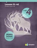 ABC: Middle School Teacher Guide: Unit 4