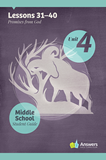 ABC: Middle School Student Guide: Unit 4