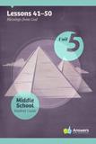 ABC: Middle School Student Guide: Unit 5