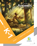 ABC Homeschool: K-1 Student Book Combo
