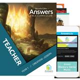 ABC Homeschool: K-5 Teacher Book & Posters