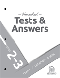 ABC Homeschool: 2-3 Tests and Answers