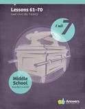 ABC: Middle School Teacher Guide: Unit 7