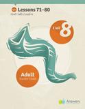 ABC: Adult Teacher Guide Year 1 (KJV): Unit 8