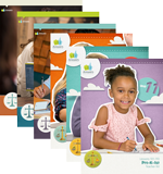 ABC: Complete Set All Ages Teacher Kit: Unit 11
