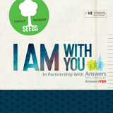 I Am With You Scripture Memorization