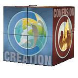 7 C's Creation Evangelism Cube